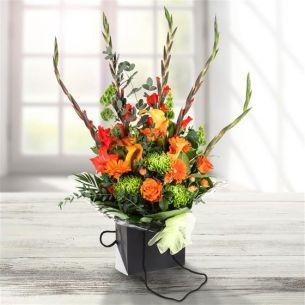 Lavish Blooms Gift Bag