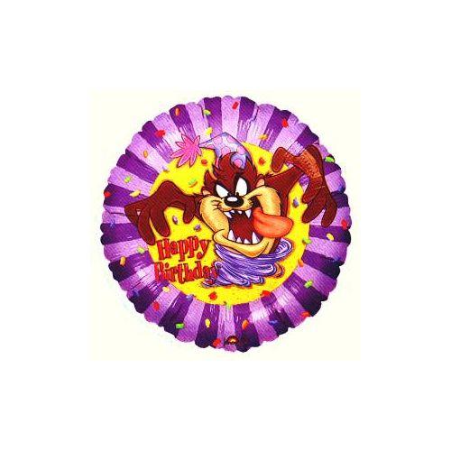 Happy Birthday Taz Balloon