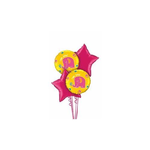 I am 5 Birthday Bouquet