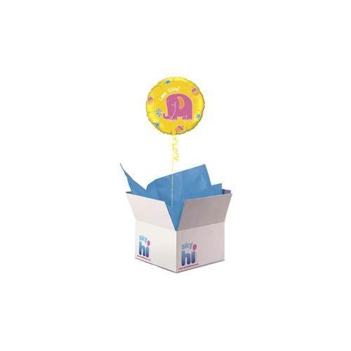 I am 5 Balloon in a Box