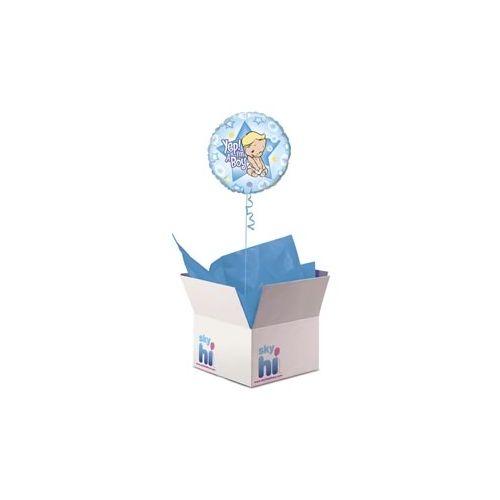 I'm a Boy Balloon in a Box