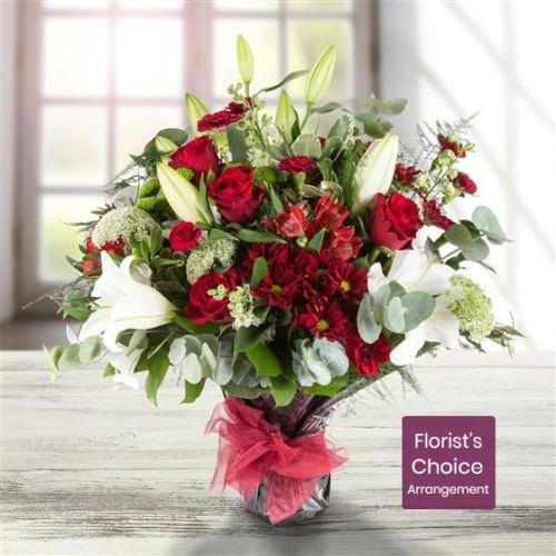 Romantic Florist Choice Bouquet