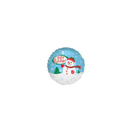 Frosty Snowman Balloon