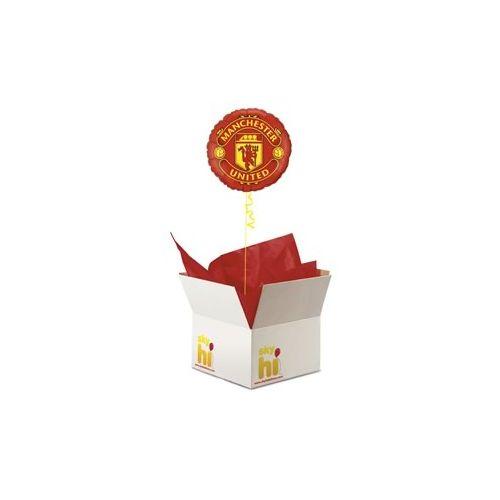 Man Utd Balloon in a Box