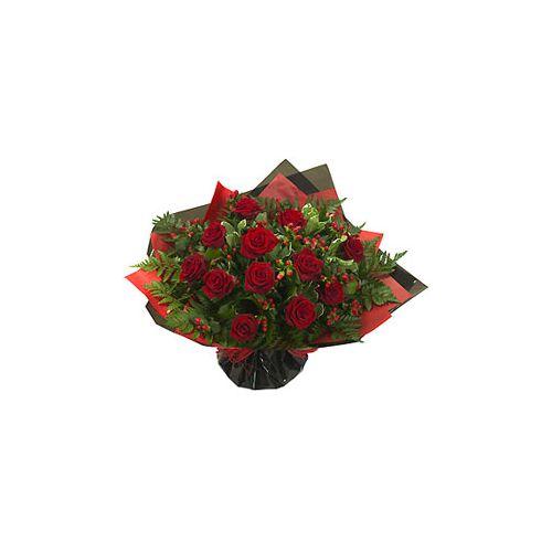 12 Premium Red Roses