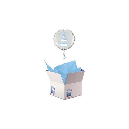Wedding Cake Balloon in a Box